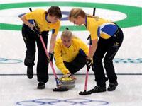 Женская сборная Швеции по керлингу