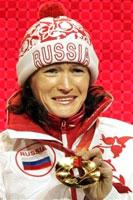 Ишмуратова на Зимних Олимпийских игр в Турине 2006 года