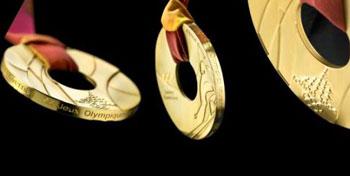 Медаль Зимних Олимпийских игр в Турине 2006 года
