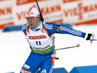 Биатлонист Иван Черезов