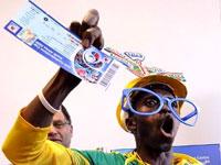Билеты на чемпионат мира по футболу в ЮАР