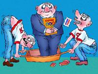 Карикатура Сочи-2014