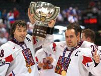Чехия - чемпион мира 2010 года по хоккею