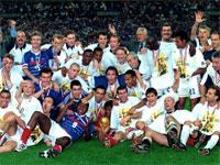 Сборная Франции по футболу - чемпионы мира 1998 года
