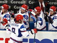 Чемпионат мира по хоккею 2010. Россия - Словакия 3:1.