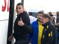 Лусио - защитник сборной Бразилии