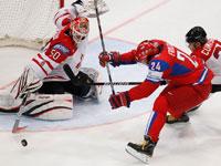 Чемпионат мира по хоккею 2010. Россия — Канада 1/4 финала
