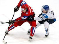 Чемпионат мира по хоккею 2010. Россия — Финляндия