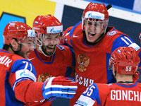 Чемпионат мира по хоккею 2010. Полуфинал. Россия — Германия.