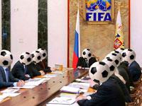 Чемпионат мира по футболу может пройти в России