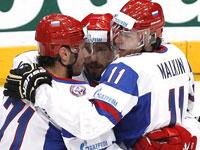 Чемпионат мира по хоккею 2010. Россия — Дания 6:1