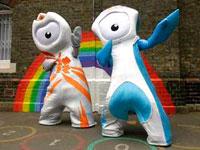 Талисманы Олимпийских игр в Лондоне 2012 года