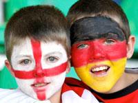Англия - Германия. ЧМ-2010.