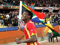 Гана вышла в 1/4 на ЧМ-2010