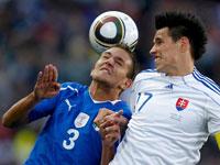 Италия - Словакия