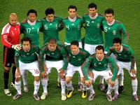 Сборная Мексики по футболу 2010 года