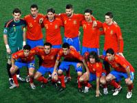 Сборная Испании по футболу на ЧМ-2010 в ЮАР
