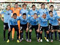 Сборная команда Уругвая по футболу 2010 года
