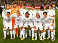 Сборная Уругвая по футболу 2010 года