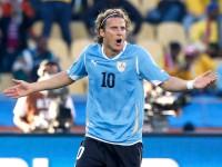 Диего Форлан - лучший игрок ЧМ-2010 по футболу!
