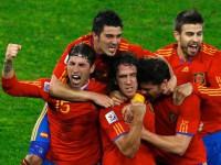 ЧМ-2010. Испания - Германия 1:0.