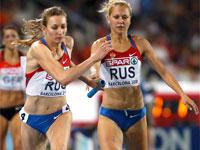 Сборная России выиграла ЧЕ-2010 по легкой атлетике