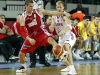 Россия - Турция. Чемпионат мира по баскетболу 2010.