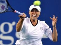 Вера Звонарева на US Open 2010