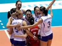 Женская cборная России по волейболу выиграла чемпионат мира 2010 года!