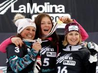 Заварзина - чемпион мира 2011!