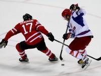 Канада - Россия 1:2