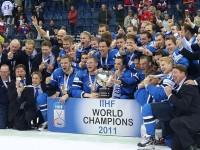 Сборная Финляндии выиграла чемпионат мира по хоккею 2011