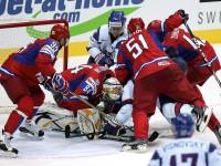 Россия - Словакия 4:3