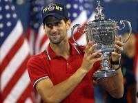 Новак Джокович выиграл US Open 2011