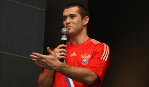 Форма сборной России 2012