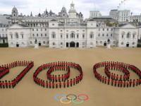 100 дней до Олимпийских игр в Лондоне