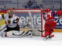 Россия – Германия 2:0. Чемпионат мира по хоккею 2012 года
