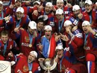 Сборная России по хоккею - чемпион мира 2012 года!