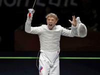 Российский саблист Николай Ковалев завоевал бронзу Олимпийских игр в Лондоне