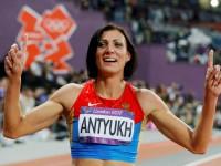 Наталья Антюх - олимпийская чемпионка в беге на 400 метров с барьерами!
