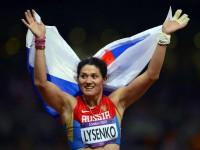 Татьяна Лысенко - олимпийская чемпионка 2012 года в метании молота