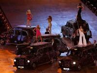 Spice Girls выступили на церемонии закрытия Олимпийских игр 2012 года в Лондоне