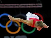 Дмитрий Ушаков выиграл серебро в прыжках на батуте