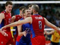 Сборная России по волейболу выиграла золото Олимпийских игр 2012 года в Лондоне!
