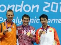 Денис Тарасов - паралимпийский чемпион 2012 года