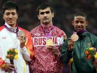 Гоча Кугаев - паралимпийский чемпион 2012 года по прыжкам в длину