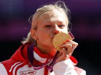 Маргарита Гончарова - паралимпийская чемпионка 2012 года