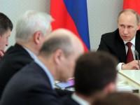 Путин ознакомился с ходом подготовки спортивных объектов к Олимпийским играм 2014 года в Сочи