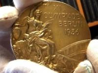 Олимпийская медаль 1936 года