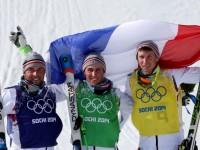 Фристайлисты разыграли медали в ски-кроссе